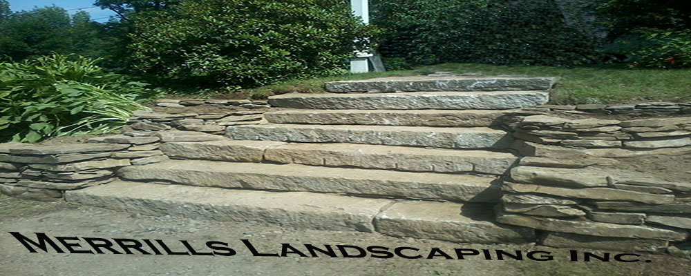 Merrills Landscaping Inc Logo